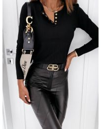 Bluza - cod 4175 - negru