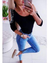 Bluza - cod 3272 - negru