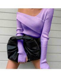 Bluza - cod 6250 - violet