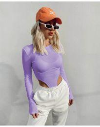 Body - cod 3322 - 3 - violet
