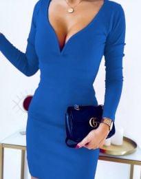 Rochie - cod 12065 - 5 - cer albastru