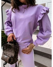 Bluza - cod 6613 - violet