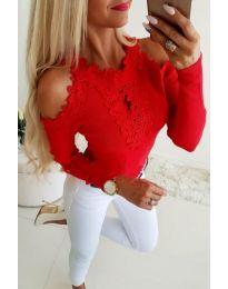 Bluza - cod 3538 - roșu