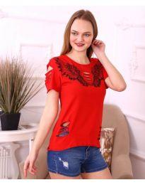 Tricou - cod 3568 - roșu