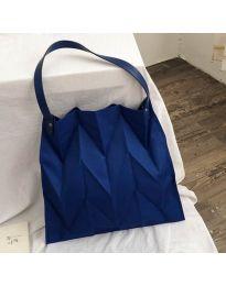 Geantă - cod 522 - albastru