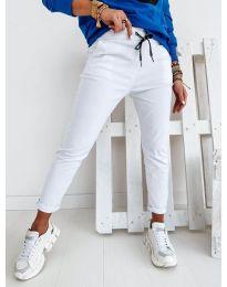 Pantaloni - cod 2020 - alb