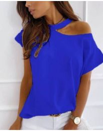 Bluza - cod 804 - albastru