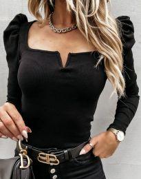 Bluza - cod 12115 - 1 - negru