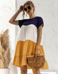 Rochie - cod 1039 - 3 - multicolor