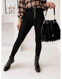Pantaloni - cod 9095 - 2 - negru