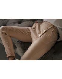 Pantaloni - cod 954 - bej