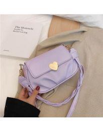 Geantă - cod B81 - violet