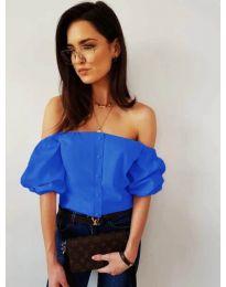 Bluza - cod 243 - cer albastru