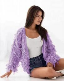 Cardigan - cod 0107 - violet
