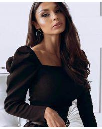 Bluza - cod 3504 - negru