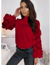 Bluza - cod 3505 - roșu