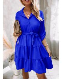 Rochie - cod 6970 - cer albastru
