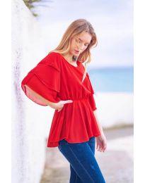 Tricou - cod 504 - roșu