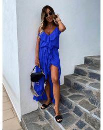 Rochie - cod 0081 - cer albastru