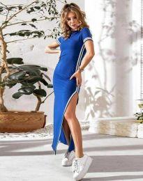 Rochie - cod 0715 - 1 - cer albastru