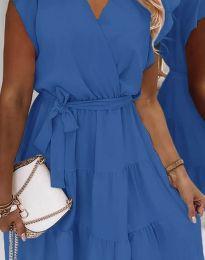 Rochie - cod 2345 - cer albastru