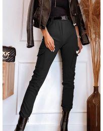 Pantaloni - cod 4842 - negru