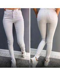 Pantaloni - cod 2823 - 1 - alb