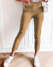 Pantaloni - cod 5043 - 1 - cappuccino