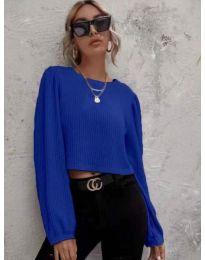Bluza - cod 5932 - cer albastru