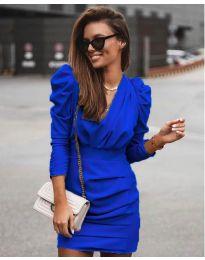 Rochie - cod 870 - cer albastru