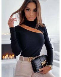 Bluza - cod 11490 - negru