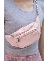 Geantă - cod 491 - roz deschis