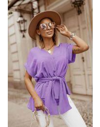 Bluza - cod 3070 - violet