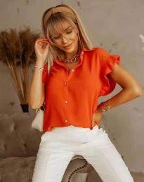 Camasa - cod 4136 - portocaliu