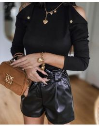 Bluza - cod 1596 - negru