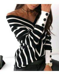 Bluza - cod 1070 - negru