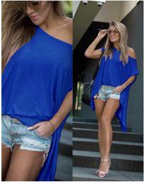 Tricou - cod 0909 - cer albastru