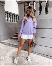 Bluza - cod 5154 - violet