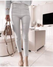 Pantaloni - cod 2788 - 2 - argintiu
