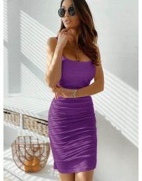 Rochie - cod 603 - violet