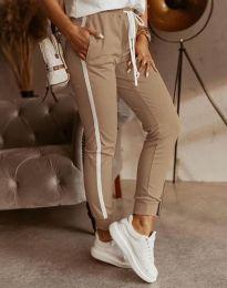 Pantalon Trening - cod 6056 - cappuccino