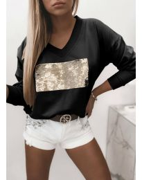 Bluza - cod 4150 - negru