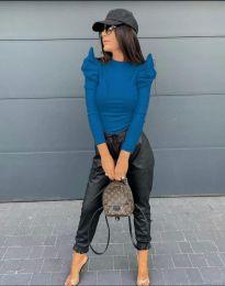 Bluza - cod 2838 - 6 - albastru