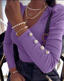 Bluza - cod 2065 - violet
