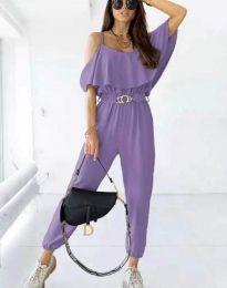 Salopete - cod 7785 - violet