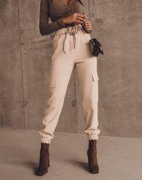Pantaloni - cod 2985 - piersic