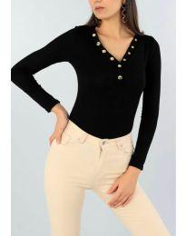 Bluza - cod 2061 - 1 - negru