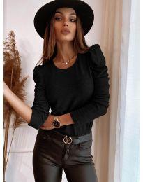 Bluza - cod 9556 - negru