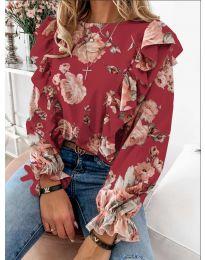 Bluza - cod 4256 - rosu
