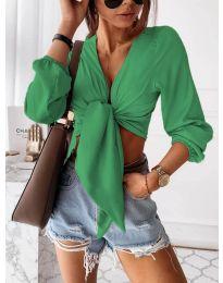 Bluza - cod 1059 - verde